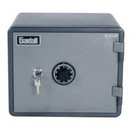 Image for Gardall MS912-G-CK Horizontal 1 Hr Fire Microwave Safe with Combination and Key Lock