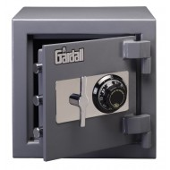 Gardall LC1414 B Rated Compact Safe, 0.8 cu ft with Group II Lock