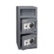 Gardall LCF3214 Double Compartment Commercial Deposit Safe